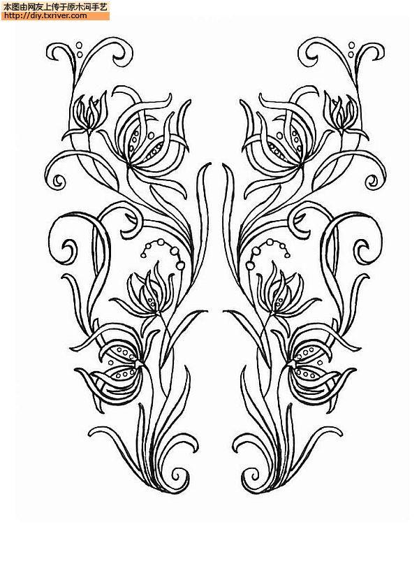 Виноградная лоза рисунки картинки 8